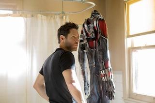 """'Ant-Man', Paul Rudd: """"Indossare quella tuta mi ha fatto venire le vertigini"""" (ESCLUSIVA)"""