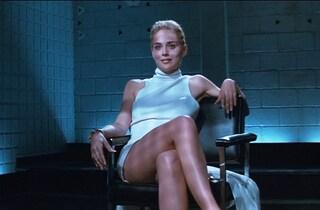"""Sharon Stone sul set di Basic Instinct: """"Così hanno ripreso le mie parti intime"""""""