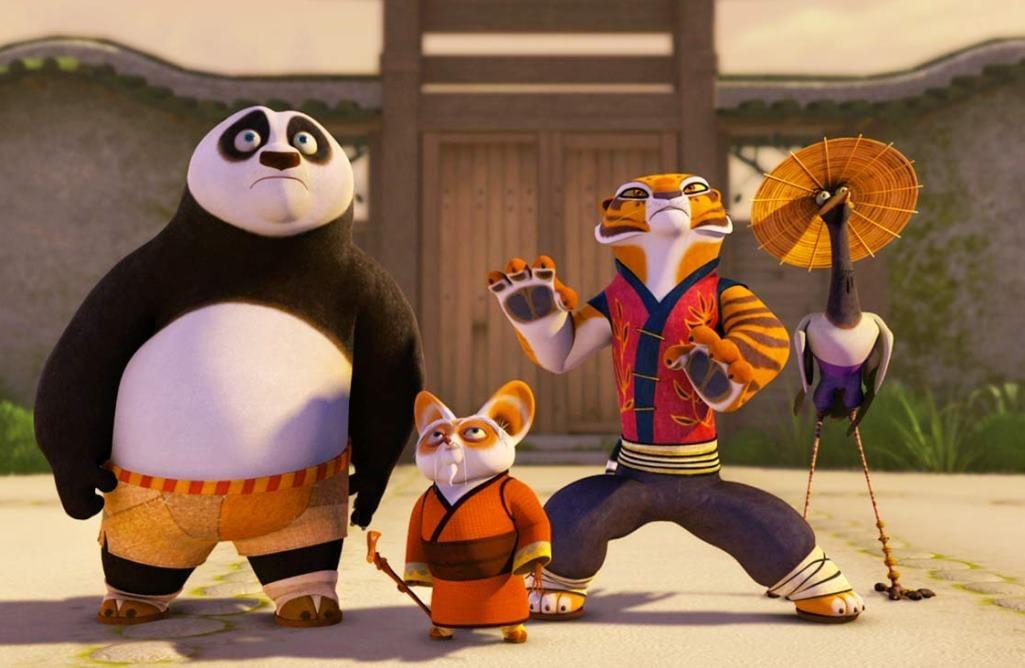 картинки кунфу панда смотреть подчеркнула, что