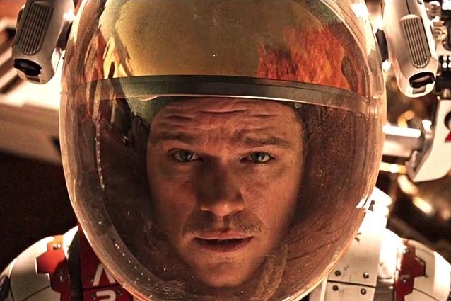 'Sopravvissuto' (su Marte): la fantascienza che si alimenta di idee e non di violenza