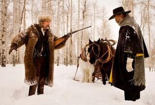 """""""The Hateful Eight"""": il trailer italiano, la trama e il cast del film di Tarantino"""