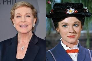 """Julie Andrews sul remake di Mary Poppins: """"È il momento giusto per farlo"""""""