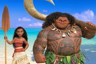 Disney presenta Moana: la nuova principessa viene dalla Polinesia