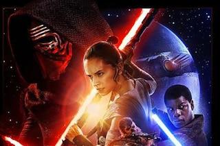 Star Wars - Il risveglio della forza, ecco il poster ufficiale