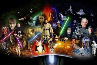 Come guardare l'esalogia di Star Wars
