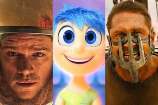 I 10 film più belli del 2015, 'Inside Out' è stato la vera rivelazione dell'anno
