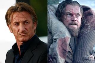 """Sean Penn non ha dubbi: """"Revenant è un capolavoro"""""""
