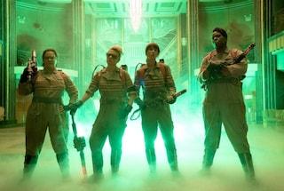 Ghostbusters al femminile è pronto, la prima foto ufficiale dal set