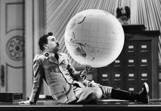 """""""Il grande dittatore"""" di Chaplin torna al cinema in versione restaurata"""