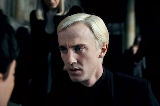 Draco Malfoy doveva salvare Harry Potter, la scena finale tagliata che cambia tutto