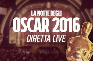 La notte degli Oscar 2016 (DIRETTA LIVE)