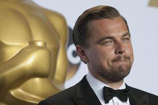 """Leonardo DiCaprio grato per l'Oscar: """"Sognavo questo momento da quando avevo 4 anni"""""""