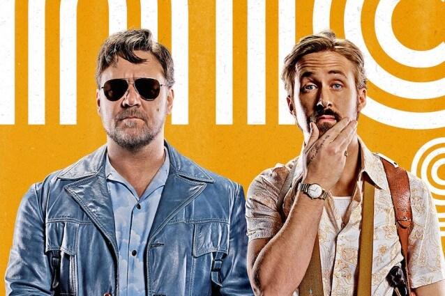 """The Nice Guys"": Russell Crowe e Ryan Gosling investigatori da strapazzo"