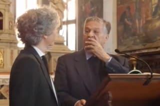 """Renato Pozzetto in lacrime al funerale di Lino Toffolo: """"Siamo cresciuti insieme"""""""