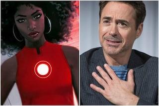 Iron Man diventa donna nei fumetti: ecco chi potrebbe sostituire Robert Downey Jr.