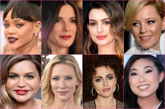 Tutto il cast di Ocean's Eight: tra le otto dive spuntano Anne Hathaway e Rihanna