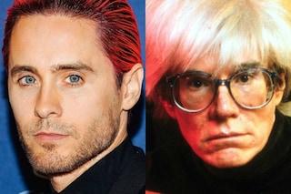 """Jared Leto conferma che sarà Andy Warhol in un biopic: """"Sono grato per questa opportunità"""""""