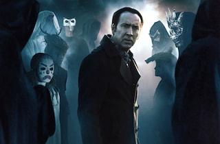 """""""Pay the Ghost"""": Nicolas Cage e il fantasma che rapisce i bambini"""