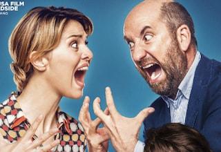 """""""Mamma o Papà?"""": la guerra tra gli ex Paola Cortellesi e Antonio Albanese arriva al cinema"""