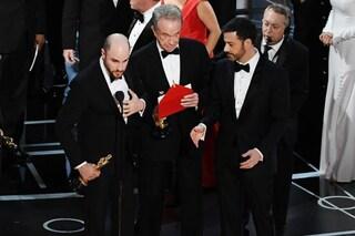 Scherzo da Oscar al cinema, proiettati 20 secondi di La La Land prima di Moonlight