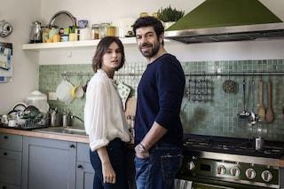 """""""Moglie e Marito"""", lo scambio di ruoli tra Kasia Smutniak e Pierfrancesco Favino"""