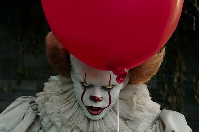 """Una scena dal trailer di """"It First Look"""" (2017)"""