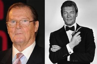Roger Moore morto a 89 anni dopo una dura lotta contro il cancro, è stato il James Bond più longevo