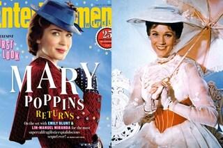 """Mary Poppins Returns, Julie Andrews non ci sarà: """"Questo è il film di Emily Blunt"""""""