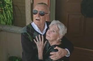 È morta Joan Lee, la moglie di Stan Lee: i due erano sposati da 70 anni