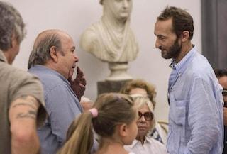 """Ultimo saluto a Paolo Villaggio alla camera ardente: """"Non lo diceva, ma aveva paura di morire"""""""