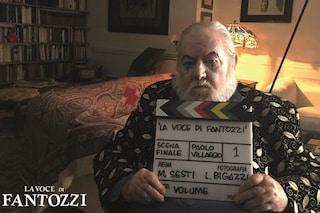 """""""La Voce di Fantozzi"""" arriva a Venezia74: ecco il teaser del docufilm con i contributi inediti"""