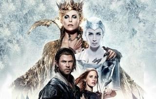 """Curiosità """"Il cacciatore e la regina di ghiaccio"""": la Theron pretese stessa paga di Hemsworth"""