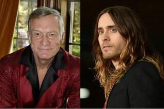 Jared Leto sarà Hugh Hefner in un film che racconterà la vita del re di Playboy