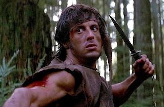 """35 anni fa usciva """"Rambo"""", il cult con Stallone sul veterano del Vietnam"""