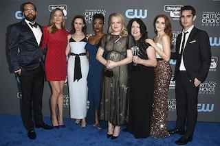 "Critics Choice Awards 2018: trionfano ancora ""Tre manifesti"" e ""The Handmaid's Tale"""