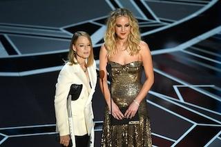 Oscar 2018: Jodie Foster in stampelle, lei e Jennifer Lawrence al posto di Casey Affleck