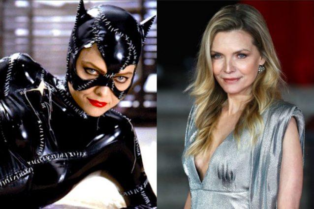 Auguri A Michelle Pfeiffer Linimitabile Catwoman Compie 60 Anni Ed