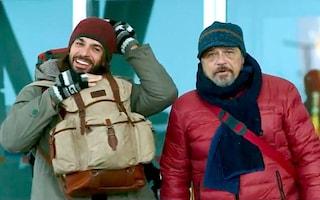 """""""Hotel Gagarin"""": il film di Simone Spada con Luca Argentero e Claudio Amendola"""