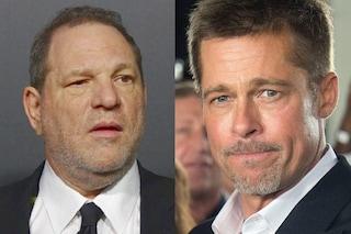 Lo scandalo Harvey Weinstein diventa un film, produce Brad Pitt