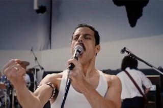 """""""Bohemian Rhapsody"""", finalmente il trailer ufficiale con uno straordinario Rami Malek"""