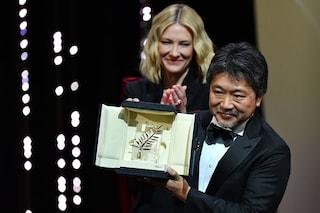 "I vincitori del Festival di Cannes 2018: trionfa ""Manbiki kazoku"" del giapponese Hirokazu Kore'eda"