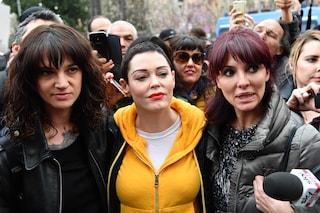 """Miriana Trevisan: """"Weinstein si consegna, in Italia ancora indietro"""". Asia Argento: """"Arriverà il momento"""""""