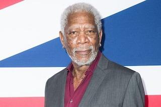 """Accusato di molestie, Morgan Freeman si difende: """"Non ho mai abusato di una donna"""""""