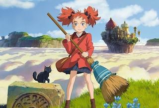 """""""Mary e il Fiore della Strega"""": il film d'animazione di Hiromasa Yonebayashi"""