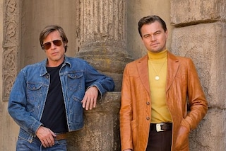 Leonardo DiCaprio e Brad Pitt in Once Upon a Time in Hollywood, prima foto dal set di Quentin Tarantino