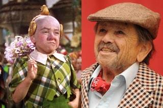 È morto Jerry Maren, l'ultimo Mastichino del film 'Il mago di Oz'