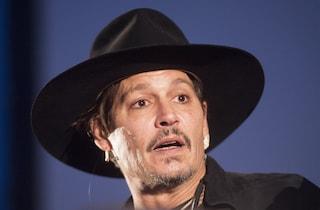 """Johnny Depp dalla depressione al pensiero del suicidio: """"Non pensavo di arrivare ad un punto così basso"""""""
