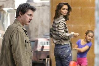 Tom Cruise non vede sua figlia da più di 5 anni, Katie Holmes avrebbe paura di Scientology