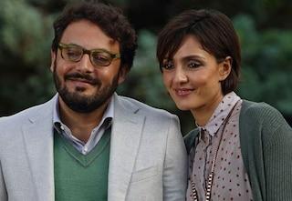 """Curiosità """"Stai lontana da me"""": Ambra Angiolini non voleva la controfigura nelle scene pericolose"""