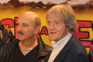 """Carlo Buccirosso ricorda Carlo Vanzina: """"Un gran signore, uomo di grande cultura, umile e sensibile"""""""